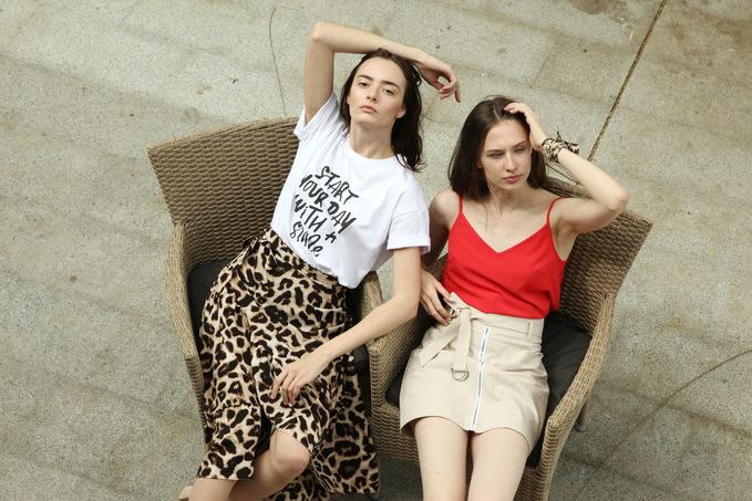 WEEK: как одеваться летом стильно и практично