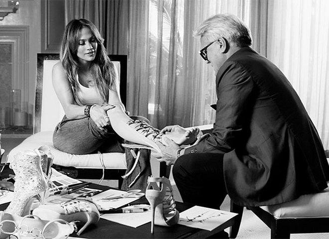 Дженніфер Лопес і Giuseppe Zanotti випустять колекцію взуття