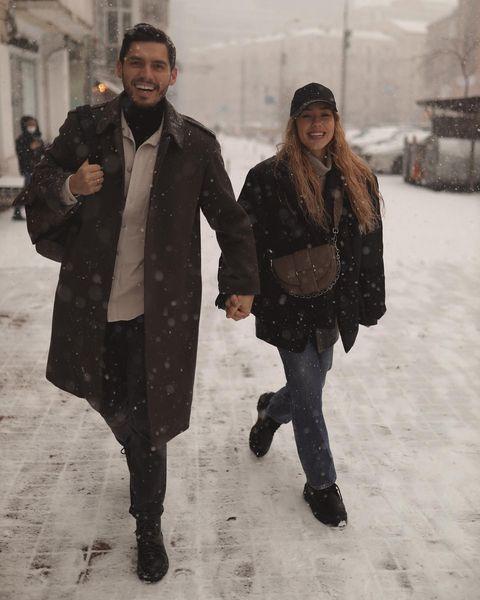 Никита Добрынин и Даша Квиткова