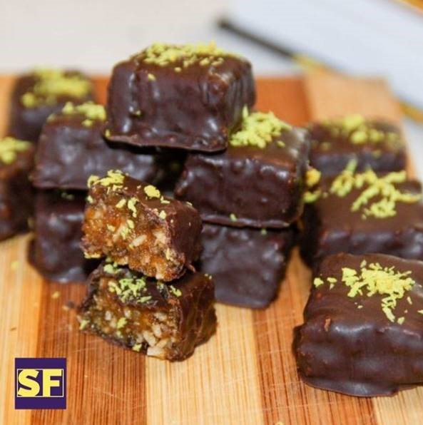 Цукерки без цукру: рецепт смачного та корисного десерту
