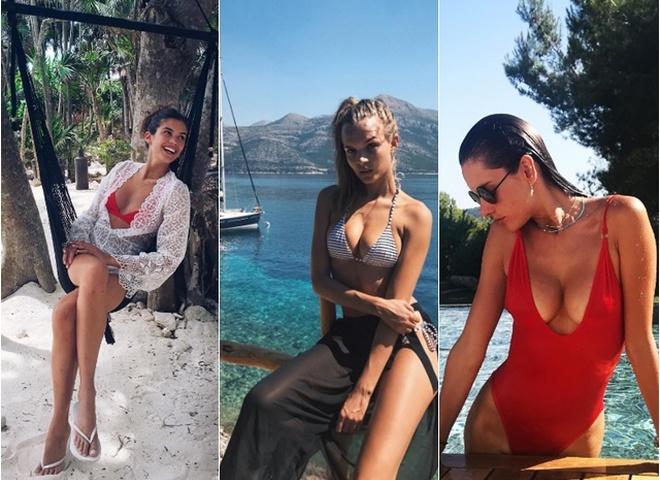 Бьюти-секреты моделей Victoria's Secret