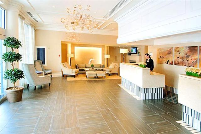 Готелі для жінок: Georgian Court Hotel - Ванкувер