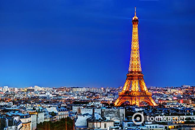 Ейфелева вежа: найцікавіші факти