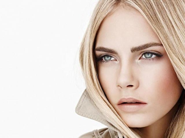 Как правильно делать макияж, подбираем под цвет волос   LS