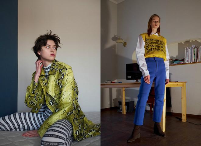 Украинские дизайнеры на Неделе моды в Париже