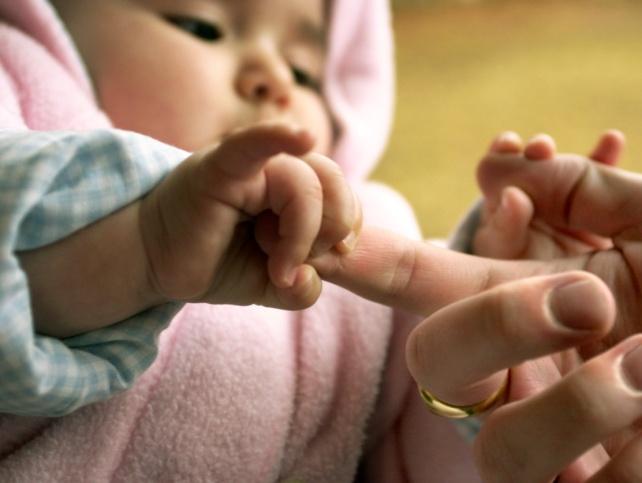 развитие малыша первого месяца