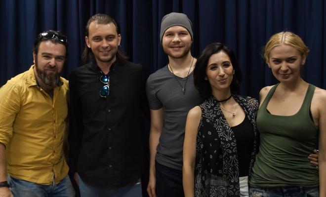 """""""Оберіг"""": Харчишин, ALLOISE, Дарвин, KADNAY и другие записывают песню-символ единения украинцев"""