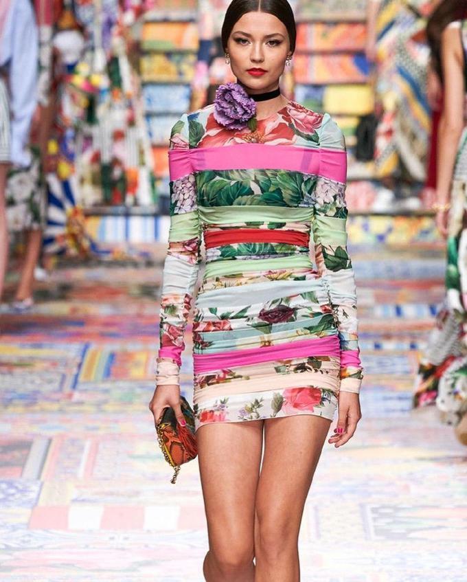 Dolce & Gabbana весна-літо 2021