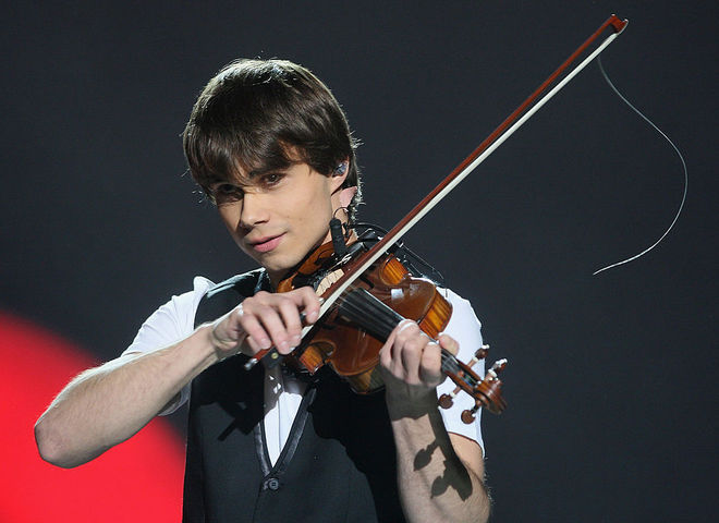 Олександр Рибак (Cover)