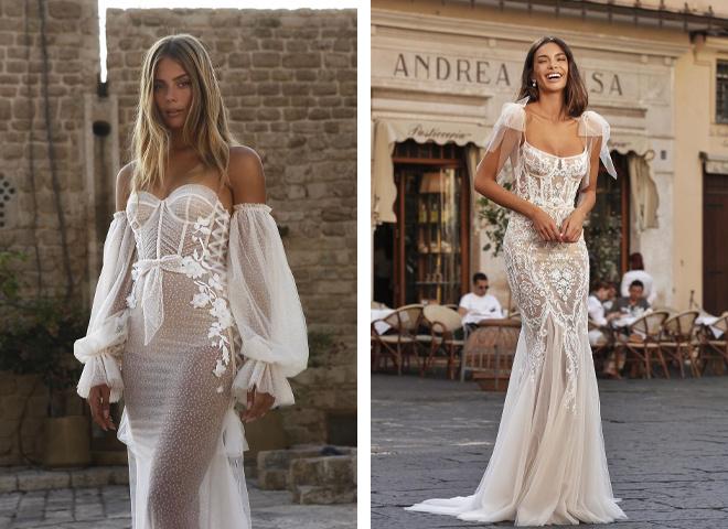 Модные свадебные платья 2021-2022