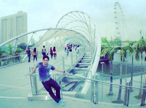 Визначні місця Сінгапуру в Instagram