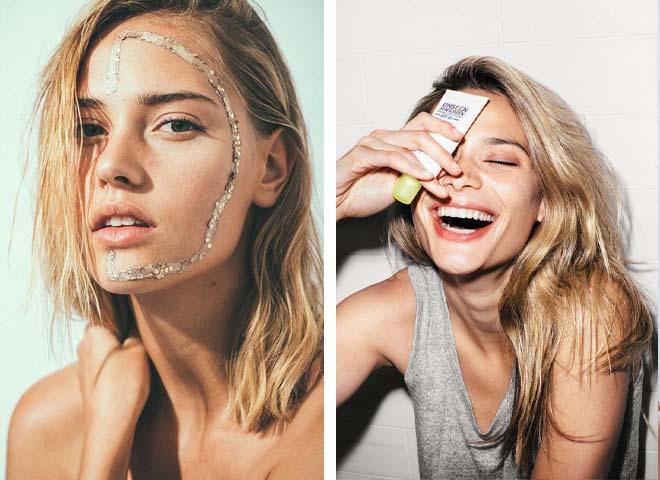 Догляд за шкірою під час перельоту і після