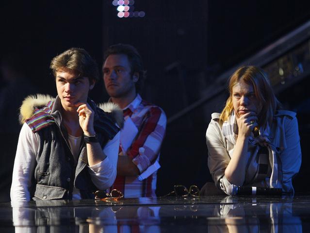 Репетиция Фабрики Звезд 4