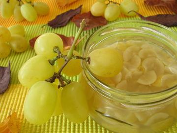 Варення з винограду - простий рецепт