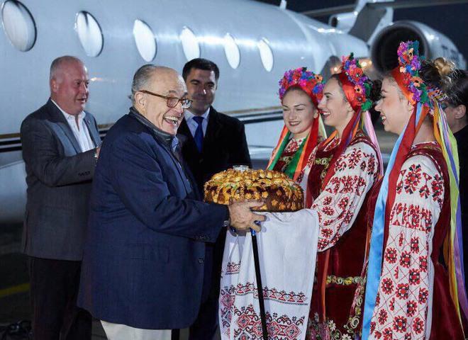 Радник Дональда Трампа приїхав до Харкова
