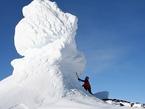 Ice Towers of Mount Erebus