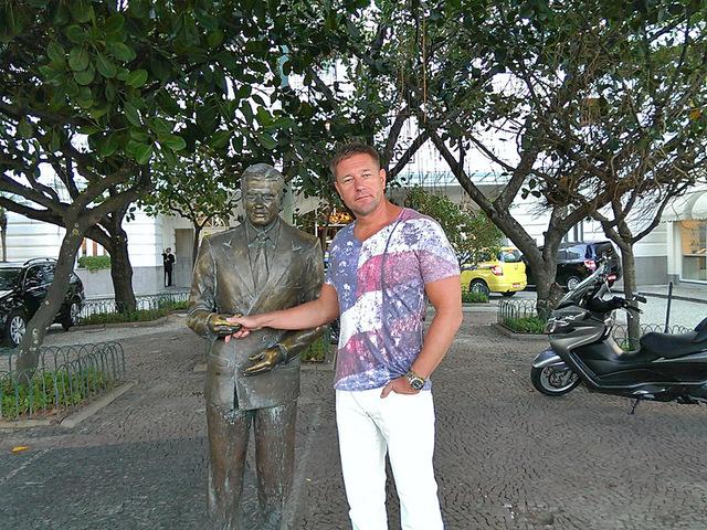 Костянтин Стогній в Бразилії