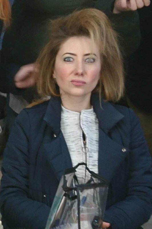 Ольга Кучер дебютировала в кино