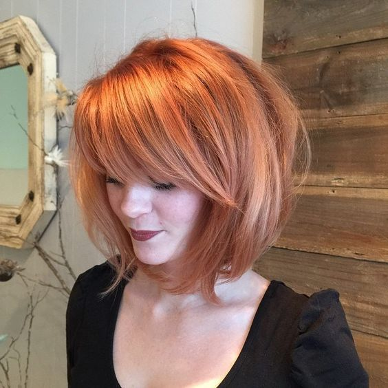 Фарбування волосся весна 2018