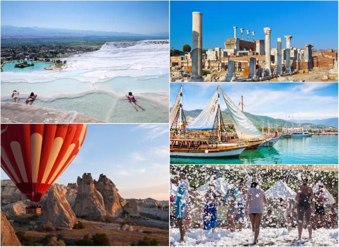 8 речей, які обов'язково треба зробити в Туреччині