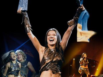 Ровно 15 лет назад Руслана победила на Евровидении