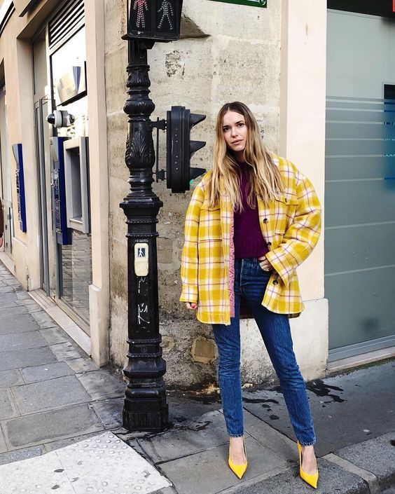 Куртка-сорочка — тренд весни 2021