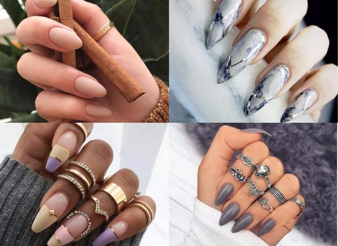 Модні форми нігтів 2019: форма, дизайн, тренди, фото
