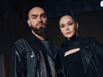 Юлия Санина и Вал Бебко
