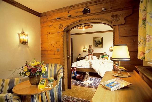Куди поїхати вагітним: Hotel Dorf