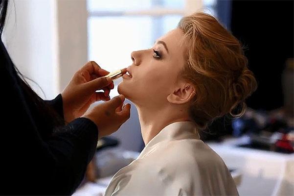 Скарлетт Йоханссон в образе Мэрилин Монро в ролике Dolce & Gabbana