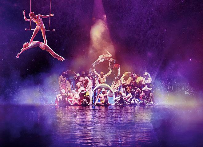 Цирк дю Солей: лучшие номера (видео) - afisha.tochka.net