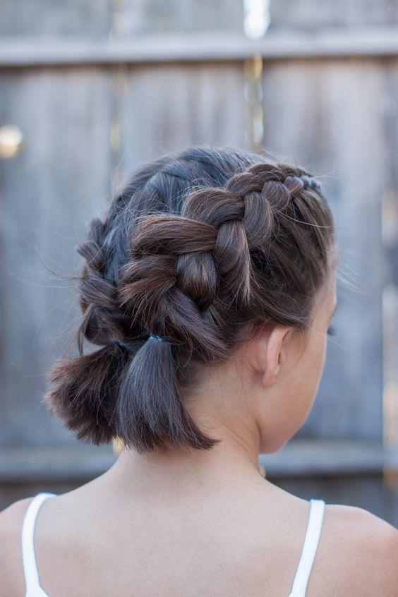 Зачіски для відрощування волосся