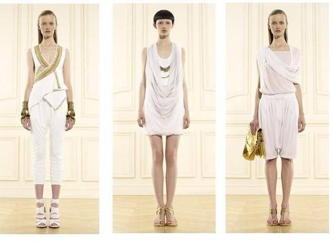 Givenchy: повторення пройденого