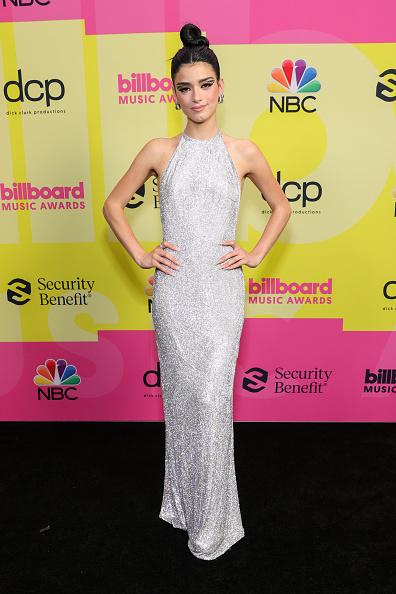 Діксі Дамеліо на Billboard Music Awards 2021