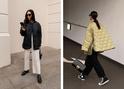 Модні стьобані куртки осінь-зима 2021/22