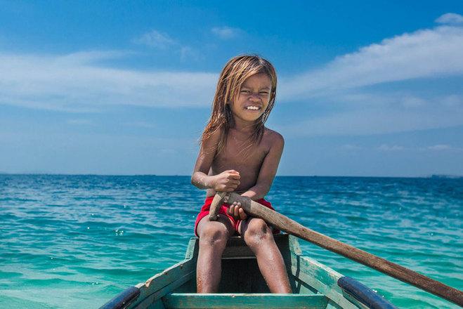 Морские цыгане: райская жизнь баджо