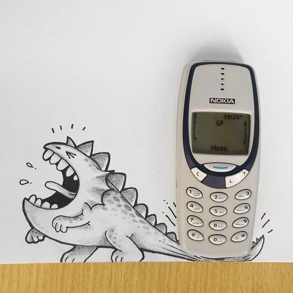 Мимишечный дракончик Инстаграма