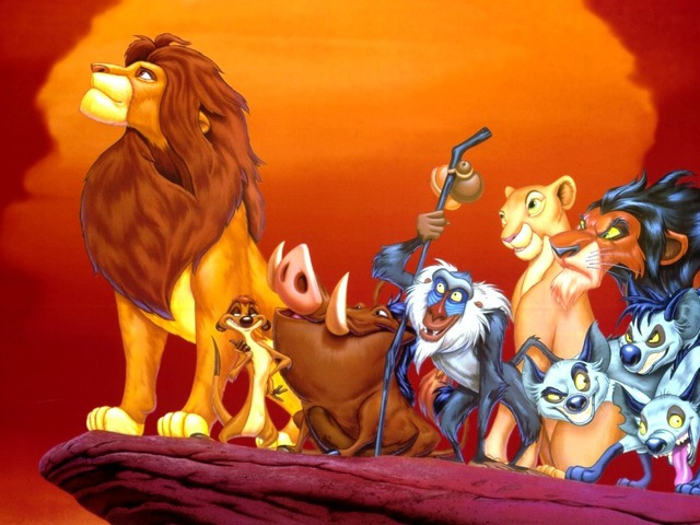 the epic adventure in the movie the lion king by disney studios