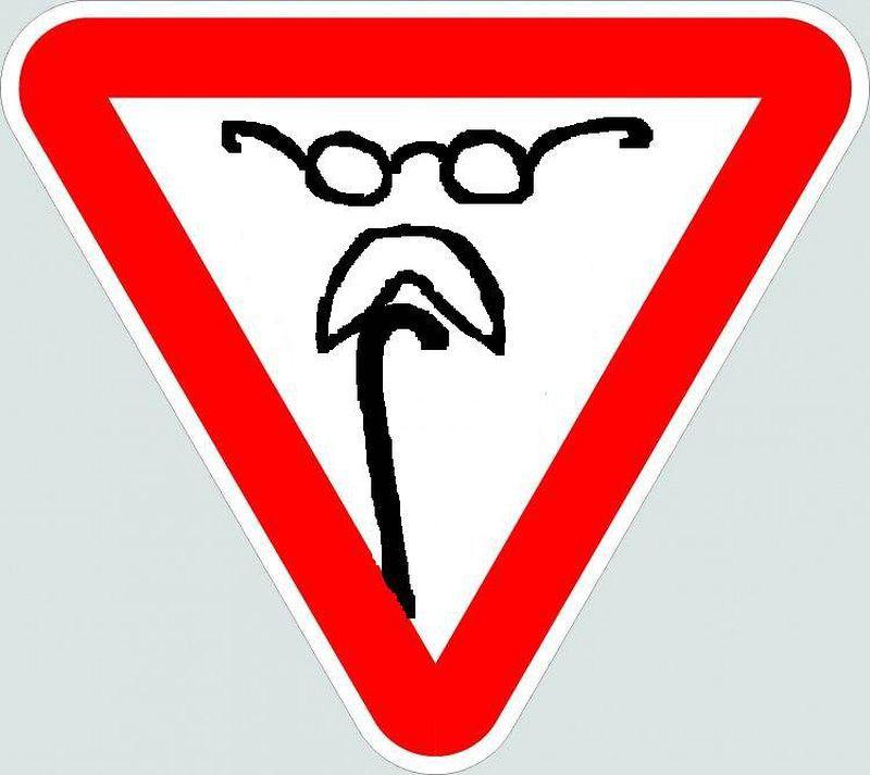 придумать дорожный знак картинки текст своего