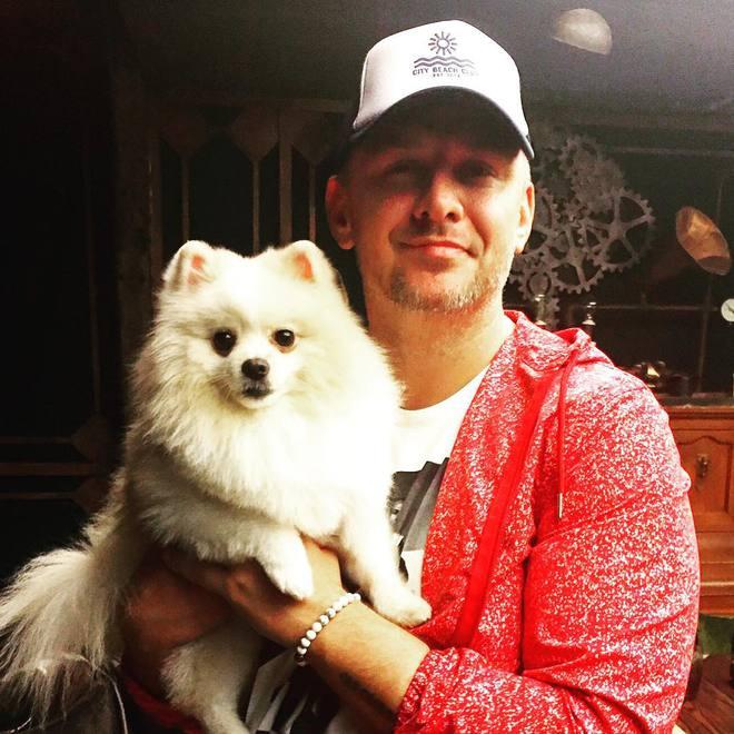Собака-суперзвезда: когда ты шпиц и с тобой фотографируется LOBODA
