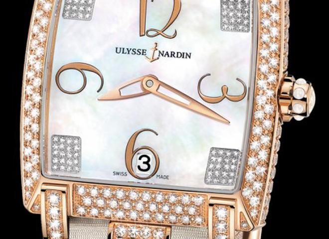 Бриллиантовый каприз Ulysse Nardin