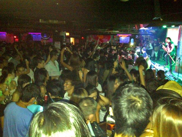 Цікаві місця Бангкока: нічний клуб Climax