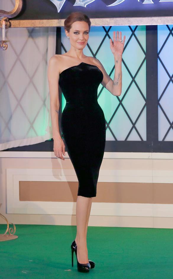 ТОП-10: лучшие образы Анджелины Джоли