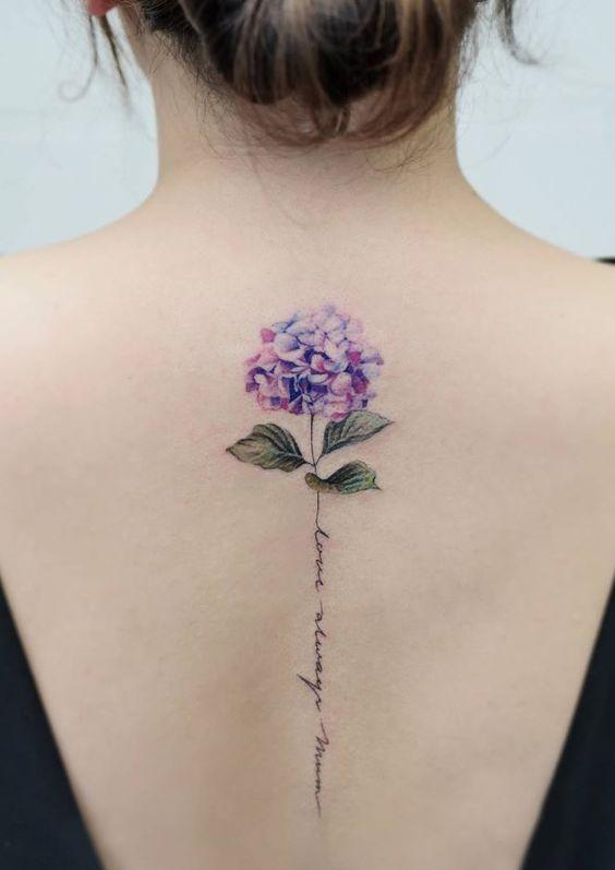 Кольорові татуювання: цікаві ідеї тату для дівчат і чоловіків