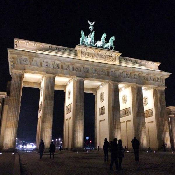 Подорож Берліном на автомобілі
