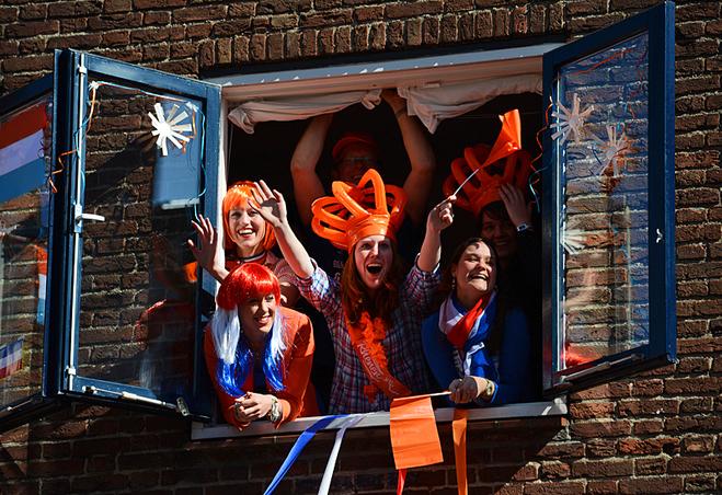 День народження Королеви Нідерландів