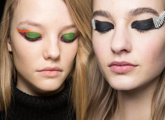 Основні закони осіннього макіяжу 2016