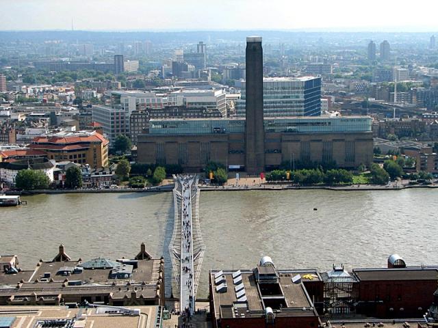 Лондон за два дні: Галерея Тейт Модерн