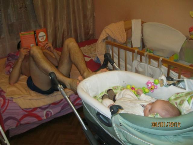 и как же уложить ребенка спать