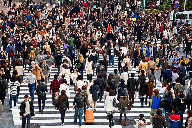 5 мест, где туристу лучше не бывать в понедельник: Шибуя, Токио, Япония